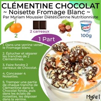 Clémentine chocolat